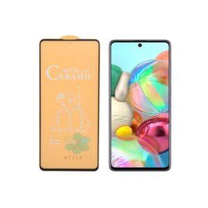 glass -mate- Samsung-A71